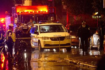 Sparatoria in Canada, 4 morti