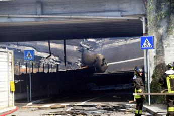 Bologna, inferno sul raccordo: due morti
