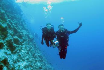 Cuore e immersioni, i pericoli per i sub