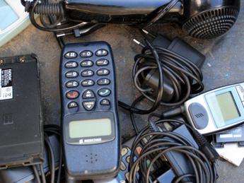eWaste, 20mila t all'anno di rifiuti elettronici su percorsi illegali