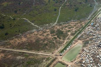 Schianto aereo in Sud Sudan, italiano tra sopravvissuti