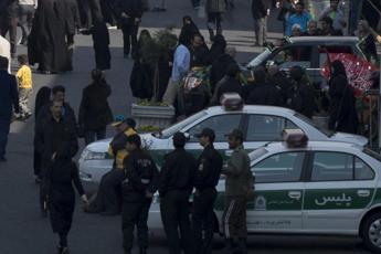 Iran: smantellata rete di spie CIA, 17 arresti