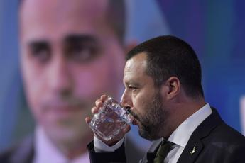 Salvini rispolvera me ne frego