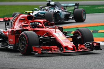 Gp Canada, Vettel in pole