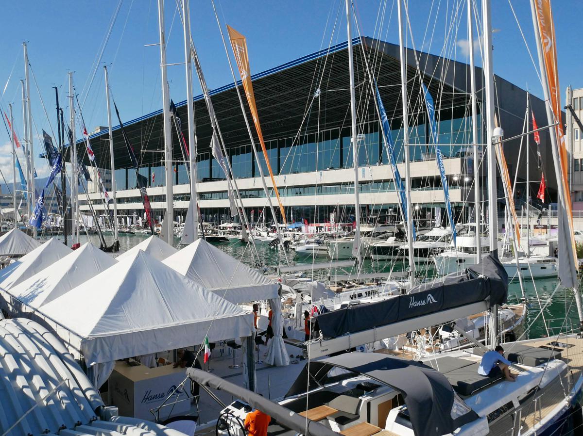 Salone Nautica, Ucina: