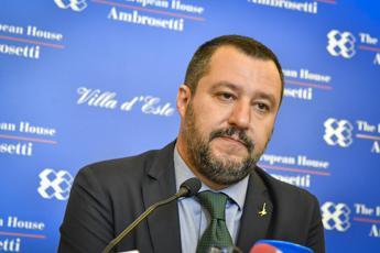 Salvini: Nessun golpe giudiziario