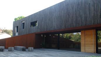 Una cantina vitivinicola alla Biennale di architettura