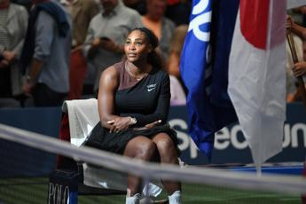Serena Williams dà forfait a Pechino