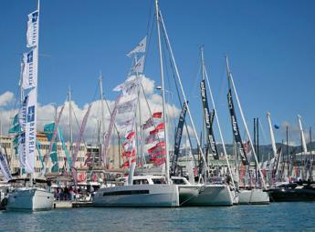 Salone nautica di Genova, superati i 163mila visitatori