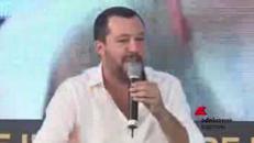Lapsus di Salvini, parla di sé come presidente del Consiglio