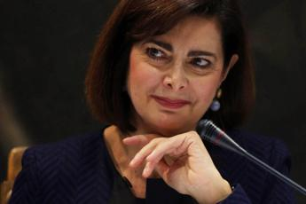 Alitalia fa chiarezza su Boldrini