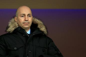 Gazidis nuovo ad del Milan