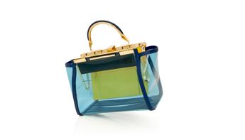 Moda, Zanchetti alla fashion week con nuova collezione in pvc