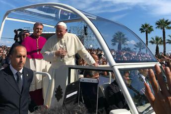 Il Papa in Sicilia nel ricordo di don Puglisi