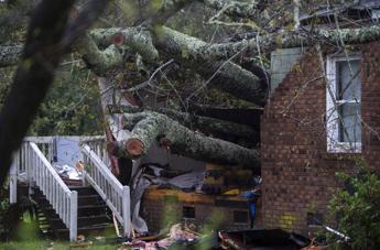 Usa, 5 morti per l'uragano Florence