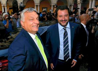 Five-Star Euro MPs free to vote sanctions against Hungary says Salvini