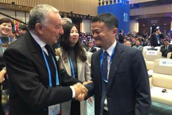 Quando Jack Ma incontrò l'editore di Adnkronos