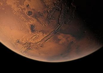 C'è ossigeno su Marte