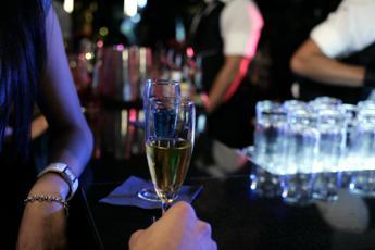 'Sballo alcolico' per 43% 15enni