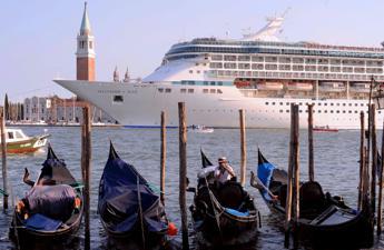 Venezia, da crociere 410 milioni e 4 mila posti lavoro