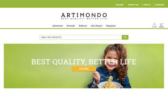 Artimondo rinnova visual identity