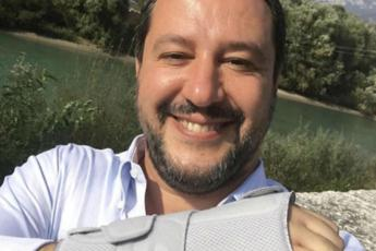 'Party's over' for human trafficking profiteers says Salvini
