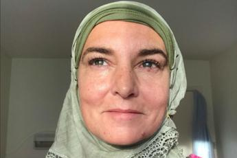 Sinéad O'Connor si è convertita all'islam e ha cambiato nome