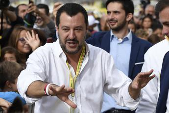 Salvini: Pace fiscale fino a 500mila euro