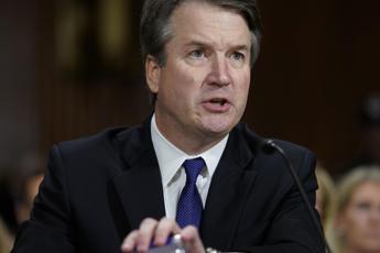 Kavanaugh alla Corte Suprema