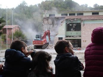 Al via ricostruzione scuoladi Muccia grazie a 'Bocelli Foundation'