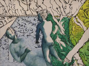 A Milano le opere di Simon Hernandez e il Venezuela che fu