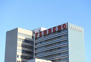 Fatturato in crescita per Ferrero