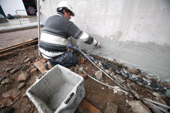 Edilizia, Fillea: Battaglia contro lavoro nero e grigio