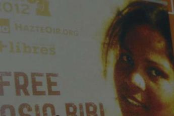 Italian lawmakers back protection for Asia Bibi