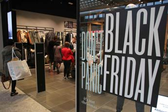 Black Friday in arrivo