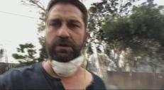 Inferno California, Gerard Butler: