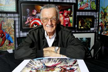 Morto Stan Lee, papà dei supereroi Marvel