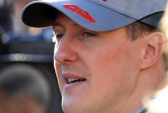 """Gregoraci: """"Schumacher non parla, comunica con gli occhi"""""""