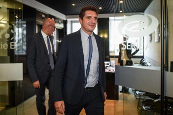 Lega Serie A, De Siervo nuovo ad