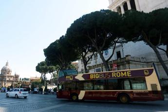 A Roma 'divorati' 30mila ettari di suolo