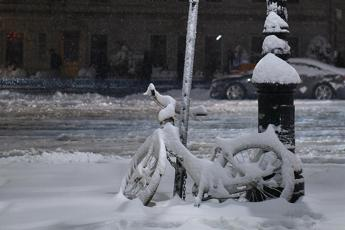 Arriva 'Big Snow'
