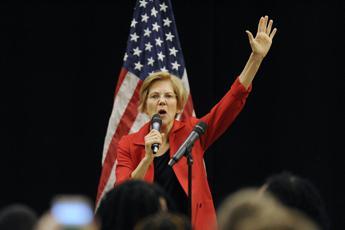 Elizabeth Warren punta alla Casa Bianca
