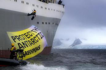 Il 2018 di Greenpeace, dall'Antartico alla Cop24