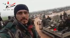 L'esercito siriano entra a Manbij, il video