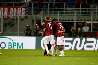 Milan, stangata Uefa