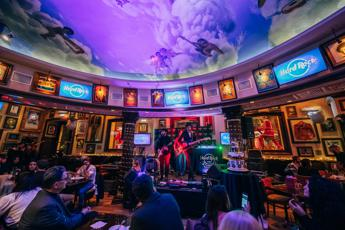 Grande party e tanti vip a via Veneto per i 20 anni di Hard Rock Cafe