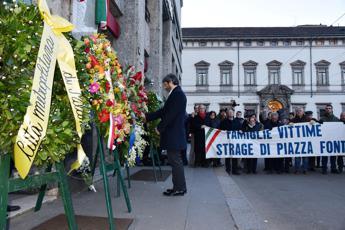 Piazza Fontana, Fico: Chiedo scusa per i depistaggi