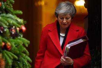 Brexit, i timori di May