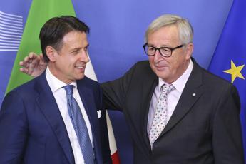 Conte-Juncker, prima la telefonata poi l'incontro?