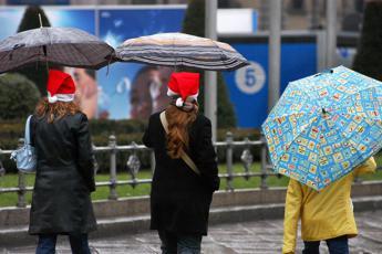 Feste sotto la pioggia
